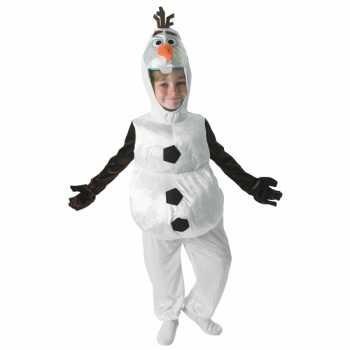 Foute frozen pak olaf voor kids party