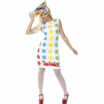 Foute funny party kleding twister pak