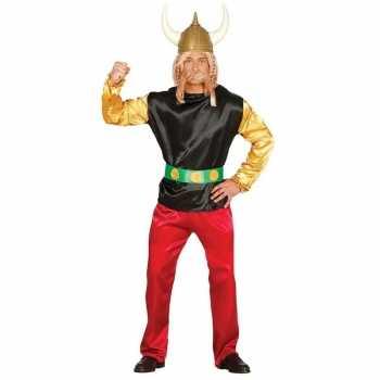 Foute gallier party kleding asterix voor volwassenen