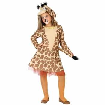 Foute giraffe party kleding voor meisjes