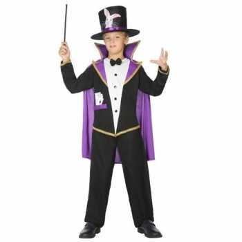 Foute goochelaar pak/party kleding voor kinderen