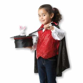 Foute goochelaar party kleding voor kinderen