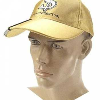 Foute gouden wacosta baseball cap party