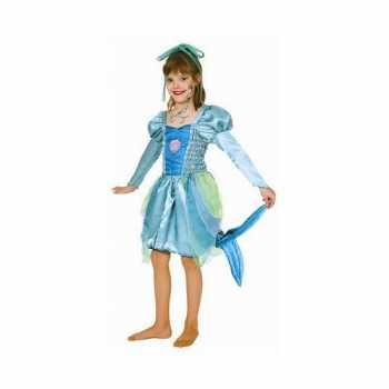 Foute groen zeemeermin party kleding voor meisjes