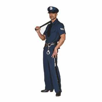 Foute grote maten politie party kleding