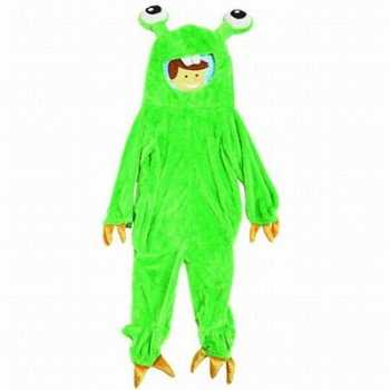 Foute gumbly monster kinder party kleding