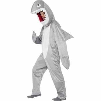 Foute haaien party kleding/pak voor volwassenen