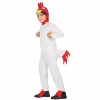 Foute haan/kip doodle party kleding voor jongens