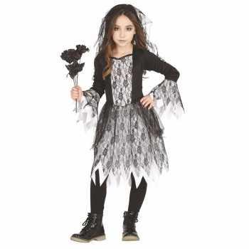 Foute halloween bruid party kleding voor meisjes