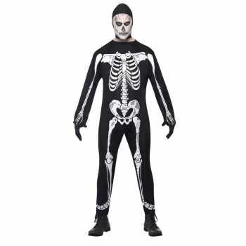 Skelet Voor Halloween.Foute Halloween Skelet Party Kleding Voor Volwassenen