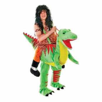Foute hang party kleding dinosaurus voor volwassenen