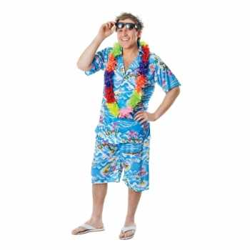 Foute hawaii party kleding voor heren