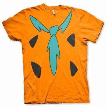 Foute heren flintstones party kleding