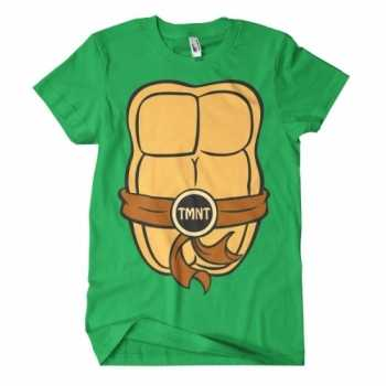 Foute heren ninja turtles party kleding