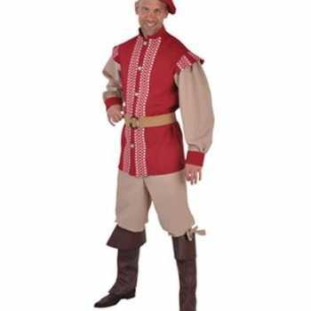 Foute historische party kleding voor heren