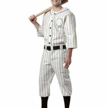 Foute honkballer party kleding voor heren