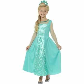 Foute ijsprinses party kleding voor meisjes