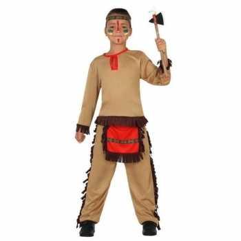 Foute indiaan/indianen pak/ party kleding voor jongens