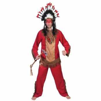 Foute indiaan lootah party kleding voor heren