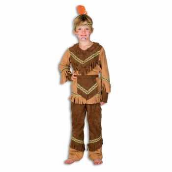Foute indianen party kleding voor kinderen