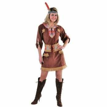 Foute indianen party kleding voor vrouwen