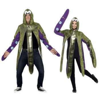 Foute inktvis party kleding voor volwassenen