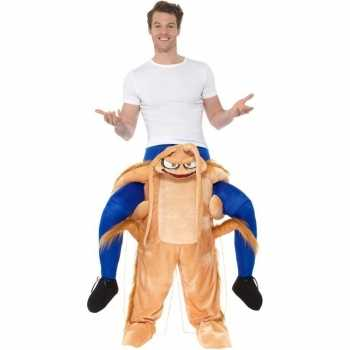 Foute instapparty kleding kakkerlak voor volwassenen