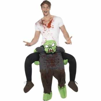 Foute instapparty kleding zombie voor volwassenen
