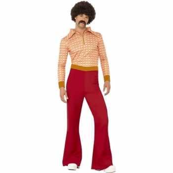 Foute jaren 70 seventies party kleding voor heren