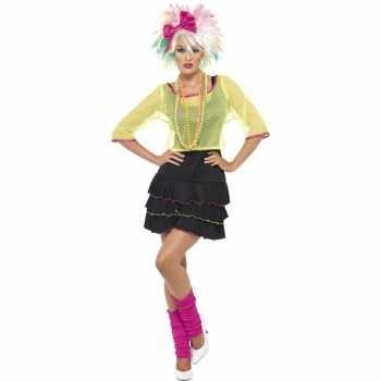 Foute jaren 80 party kleding voor dames