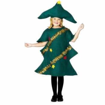 Foute kerstboom party kleding voor kinderen