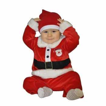 Foute kerstman party kleding voor babies 1 2 jaar
