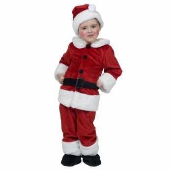 Foute kerstman party kleding voor kinderen