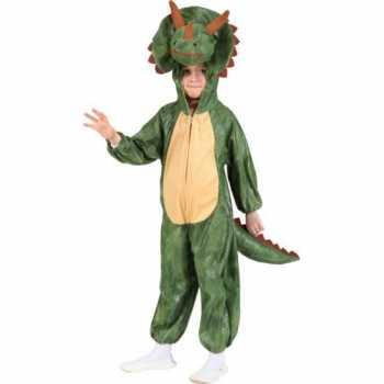 Foute kinder party kleding dinosaurus