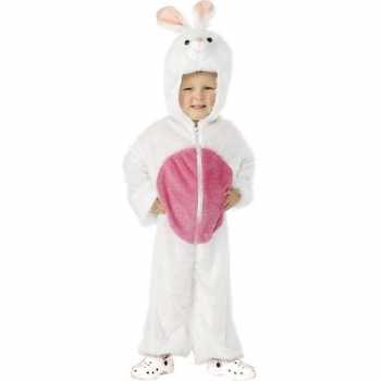 Foute kinderparty kleding konijn