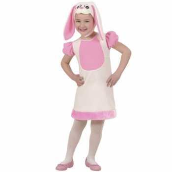 Foute kleuter party kleding konijntje