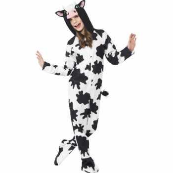 Foute koe huispak voor kinderen party