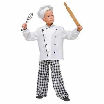 Foute kok party kleding voor kinderen
