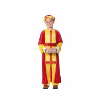 Foute koning balthasar party kleding kinderen