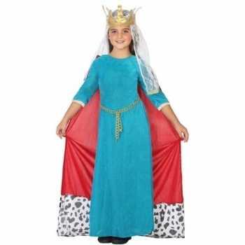 Foute koninginnen party kleding voor kinderen