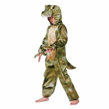 Foute krokodillen party kleding voor kids
