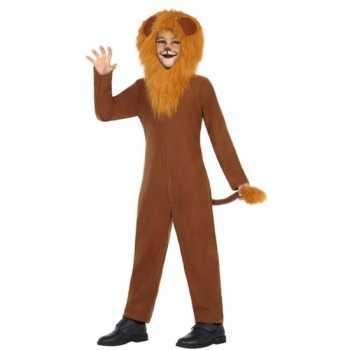 Foute leeuw leo party kleding voor kinderen