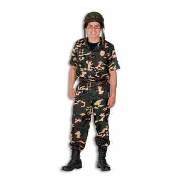 Foute leger party kleding voor mannen