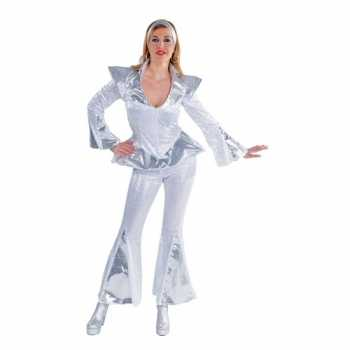 Foute luxe abba party kleding voor dames