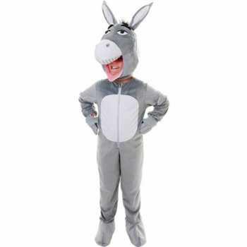 Foute luxe ezel party kleding voor kinderen
