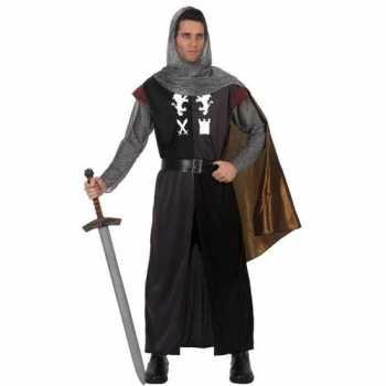Foute middeleeuws ridder party kleding voor heren