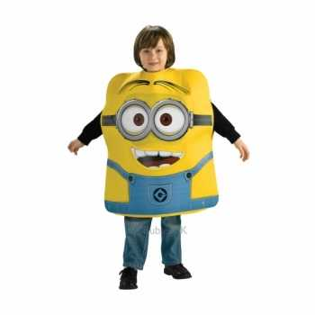 Foute minion party kleding voor kinderen