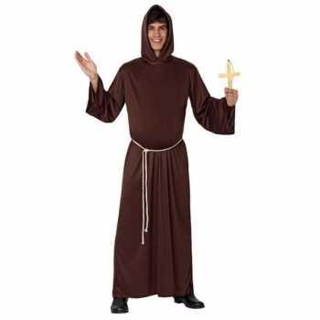 Foute monnik party kleding voor heren