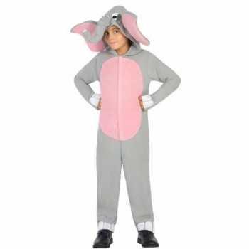 Foute olifant topsy party kleding voor kinderen