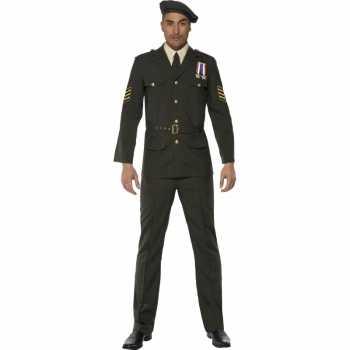 Foute oorlog officier party kleding